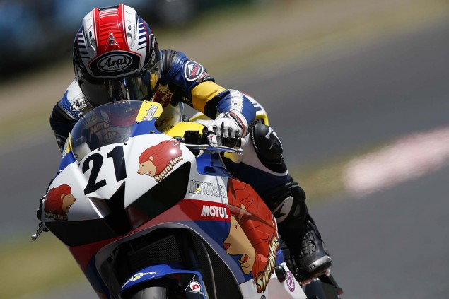 8 H DE SUZUKA 2014 WORMAN RIDE