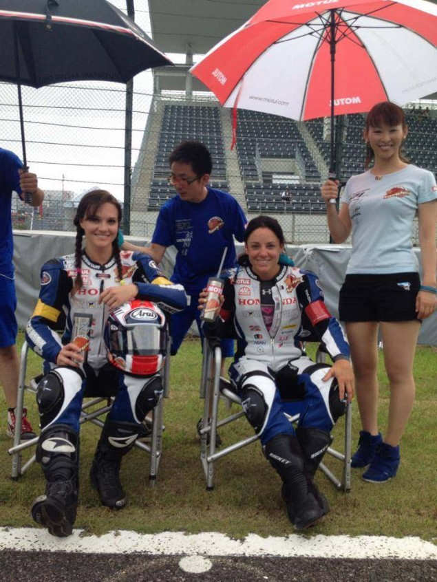 Shez-Racing-Suzuka-4-Hour-Shelina-Moreda-Melissa-Paris-Race-10