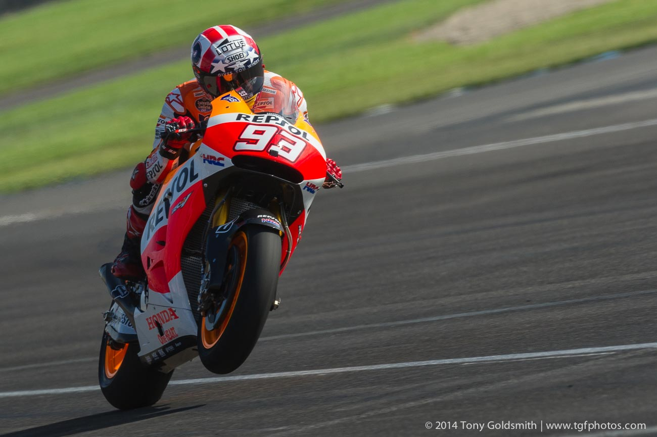 Motogp Qualifying Results From Indianapolis Asphalt Rubber