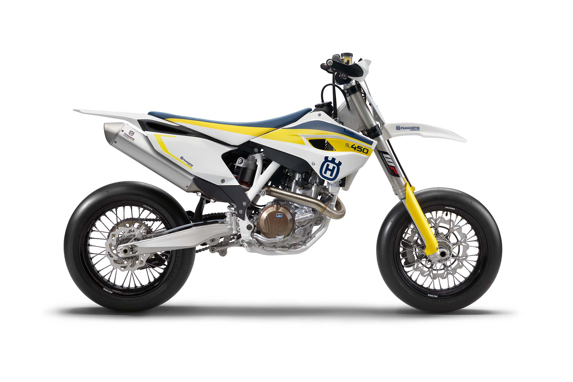 Husqvarna Sm 450r Bikes: Husky Returns To Supermoto