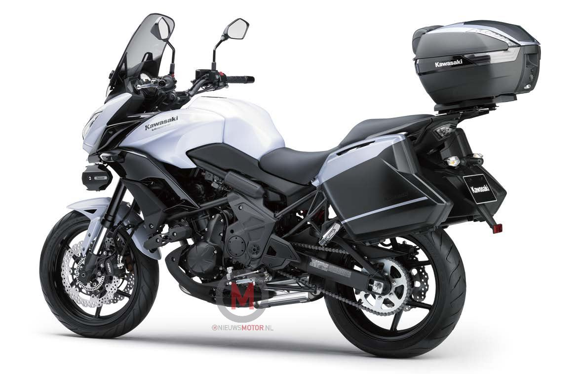 2015 Kawasaki Versys 650 Photos Leak Ahead Of Intermot