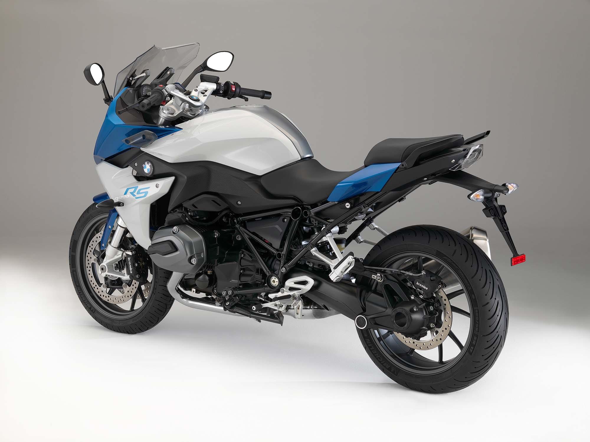 2018 Indian Motorcycle Rumors >> 2015 BMW R1200RS Mega Gallery - Asphalt & Rubber