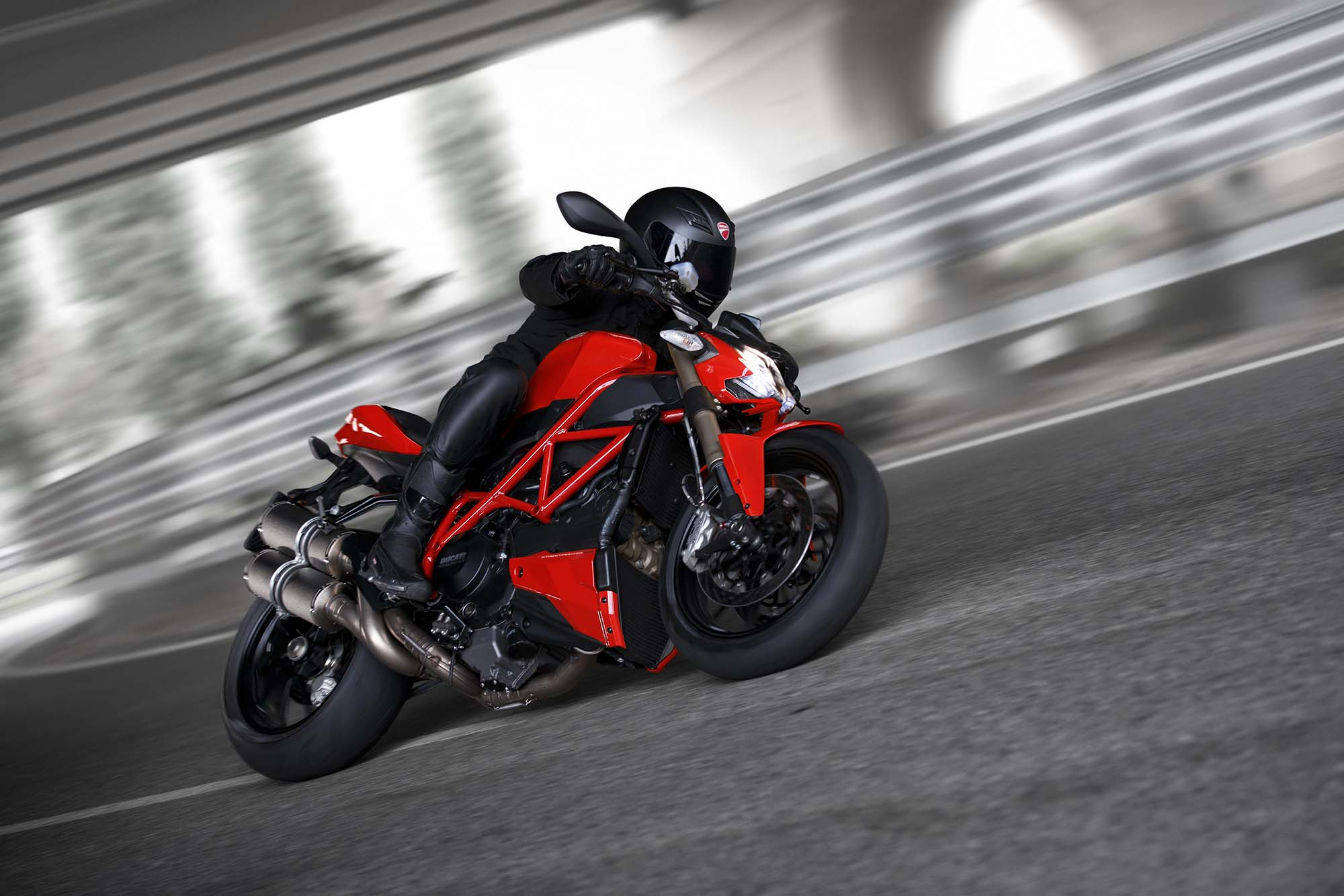 The Ducati Streetfighter 848 Is Spared Axe For 2015