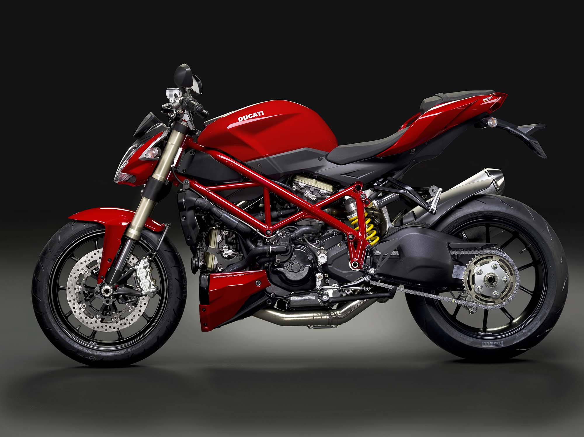 The Ducati Streetfighter 848 Is Spared the Axe for 2015 - Asphalt ...