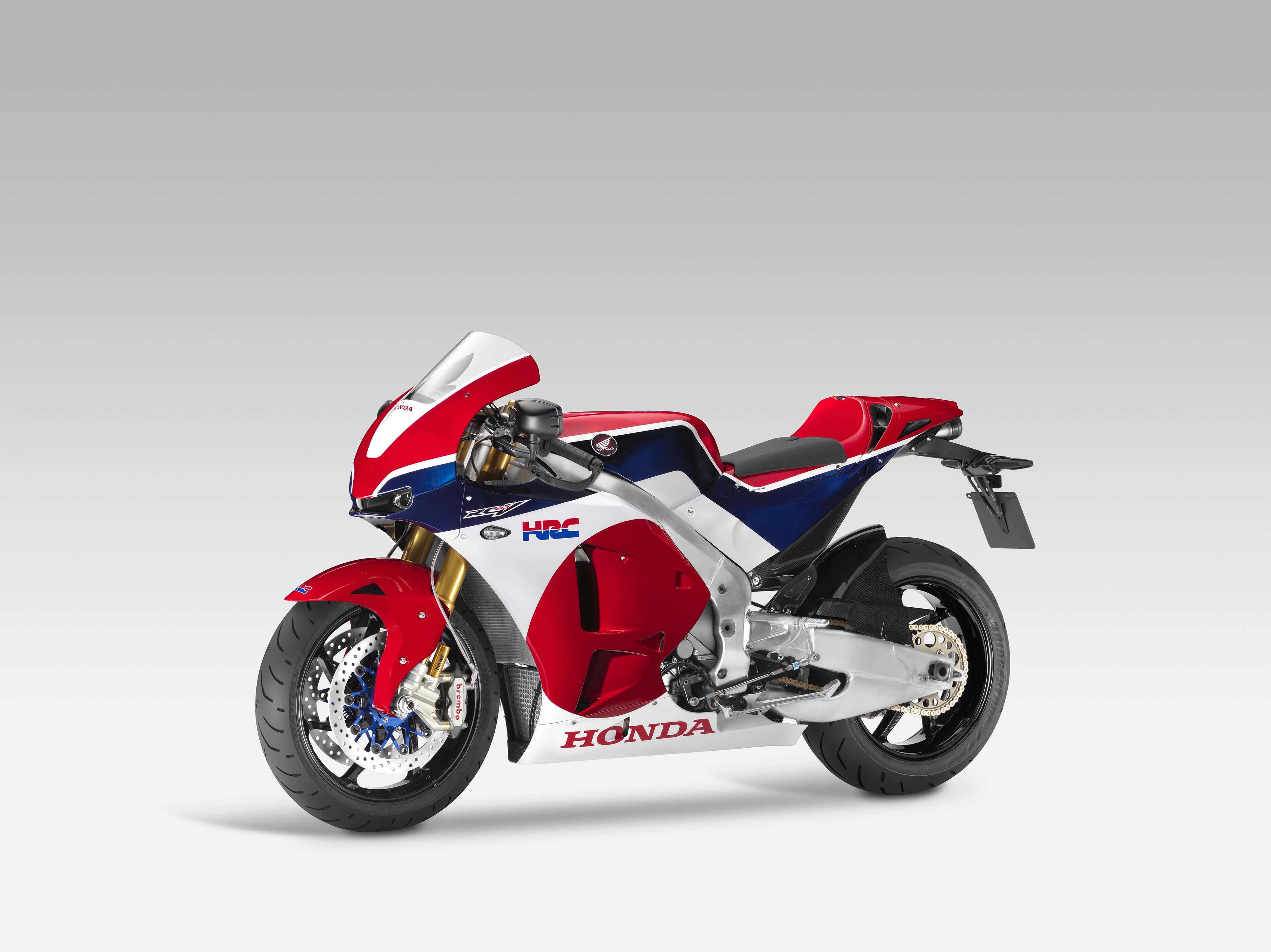 Honda RC213V-S Street Bike Prototype Unveiled - Asphalt & Rubber