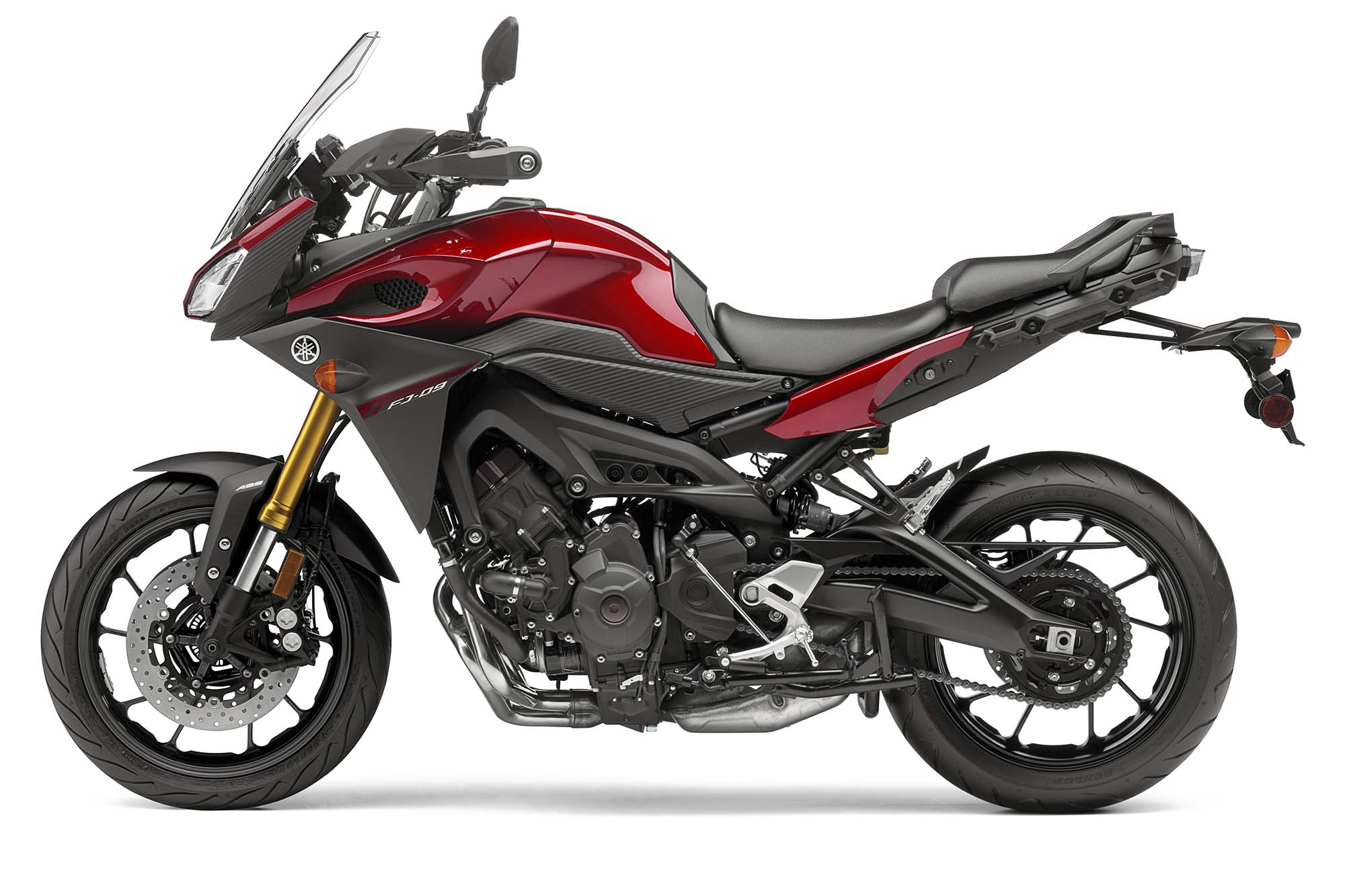 Yamaha Fz 09 >> 2015 Yamaha FJ-09 - Three Cylinders of Budget Touring - Asphalt & Rubber