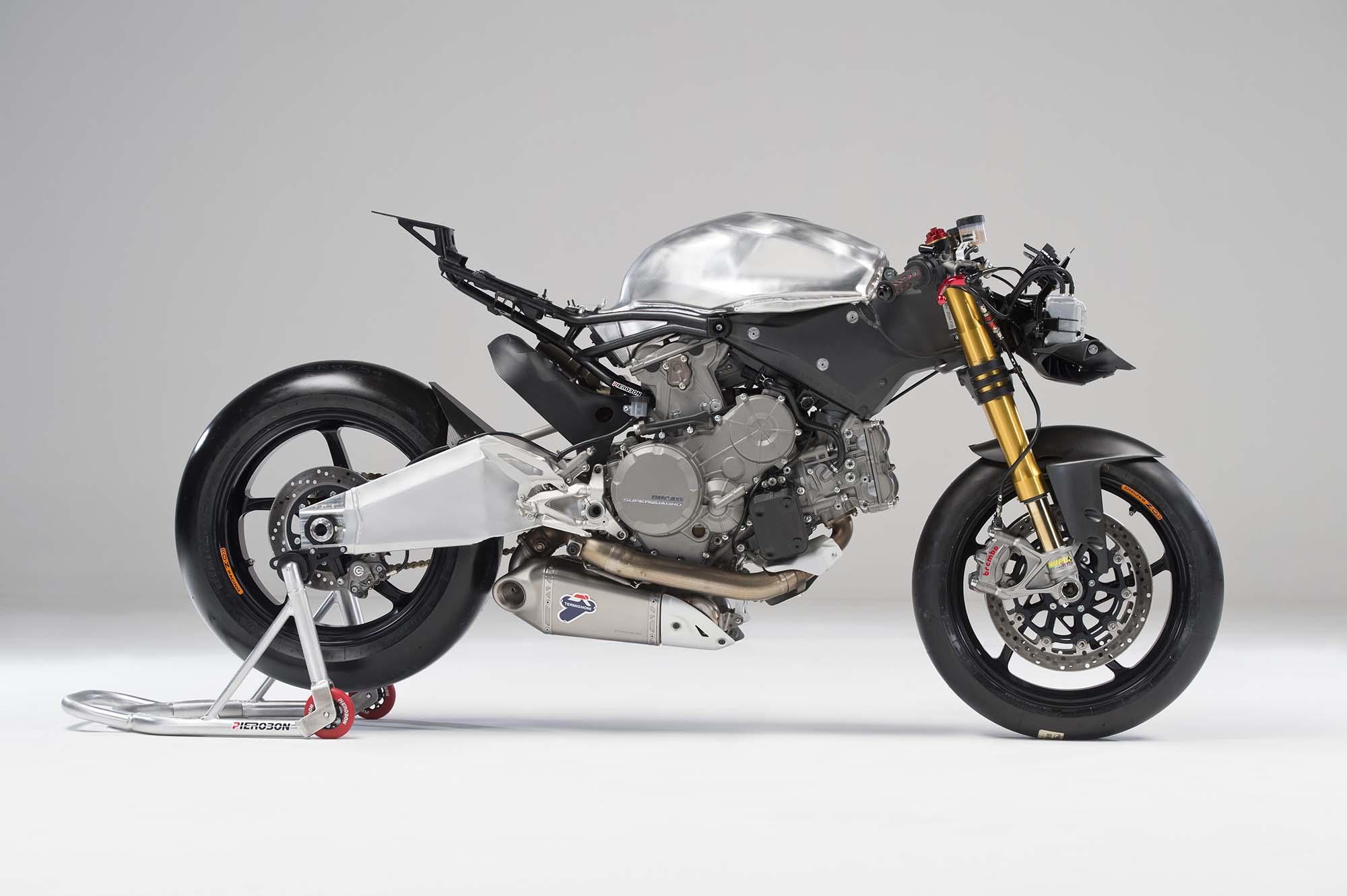 Ducati Monster Lowering Kit