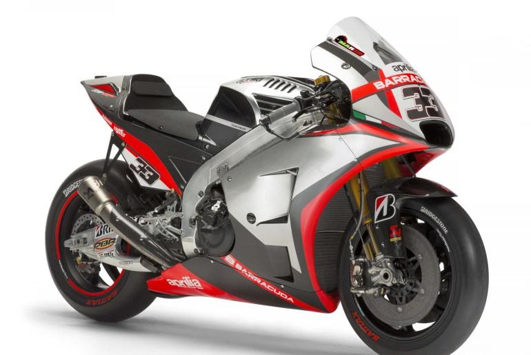 2015 Aprilia RS-GP MotoGP Race Bike Gallery - Asphalt & Rubber