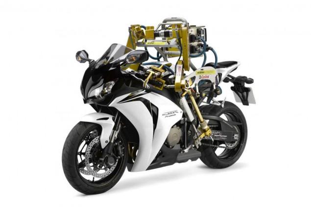 Honda-MotoBot