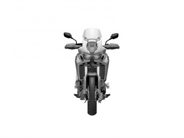 2016-Honda-Africa-Twin-CRF1000L-grayscale-04