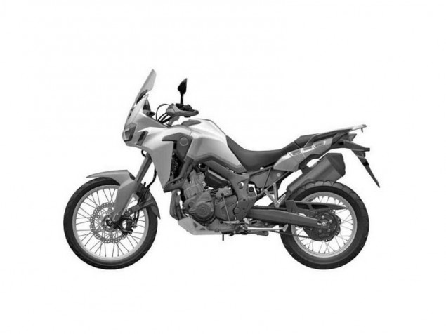 2016-Honda-Africa-Twin-CRF1000L-grayscale-08