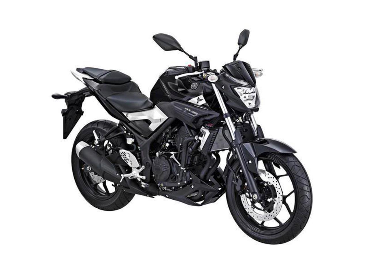 Yamaha mt 25 debuts in indonesia asphalt rubber for Yamaha 221 vs 222