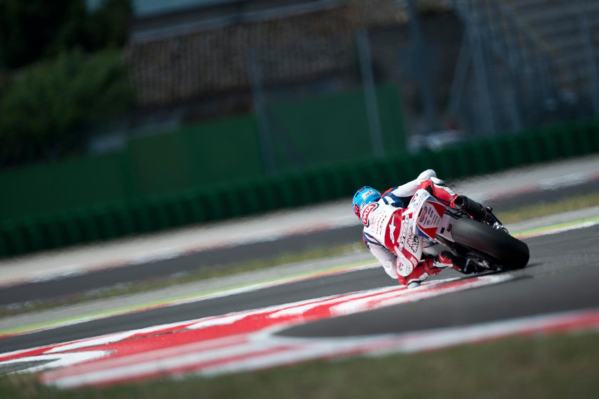 MotoGP: Van Der Mark Will Not Replace Abraham at Assen - Asphalt & Rubber