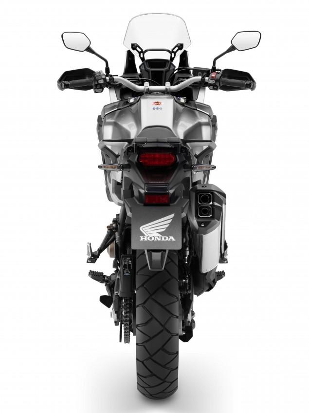 2016 Honda Africa Twin DCT