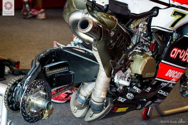 Ducati Panigale R WSBK 2015 Laguna Seca