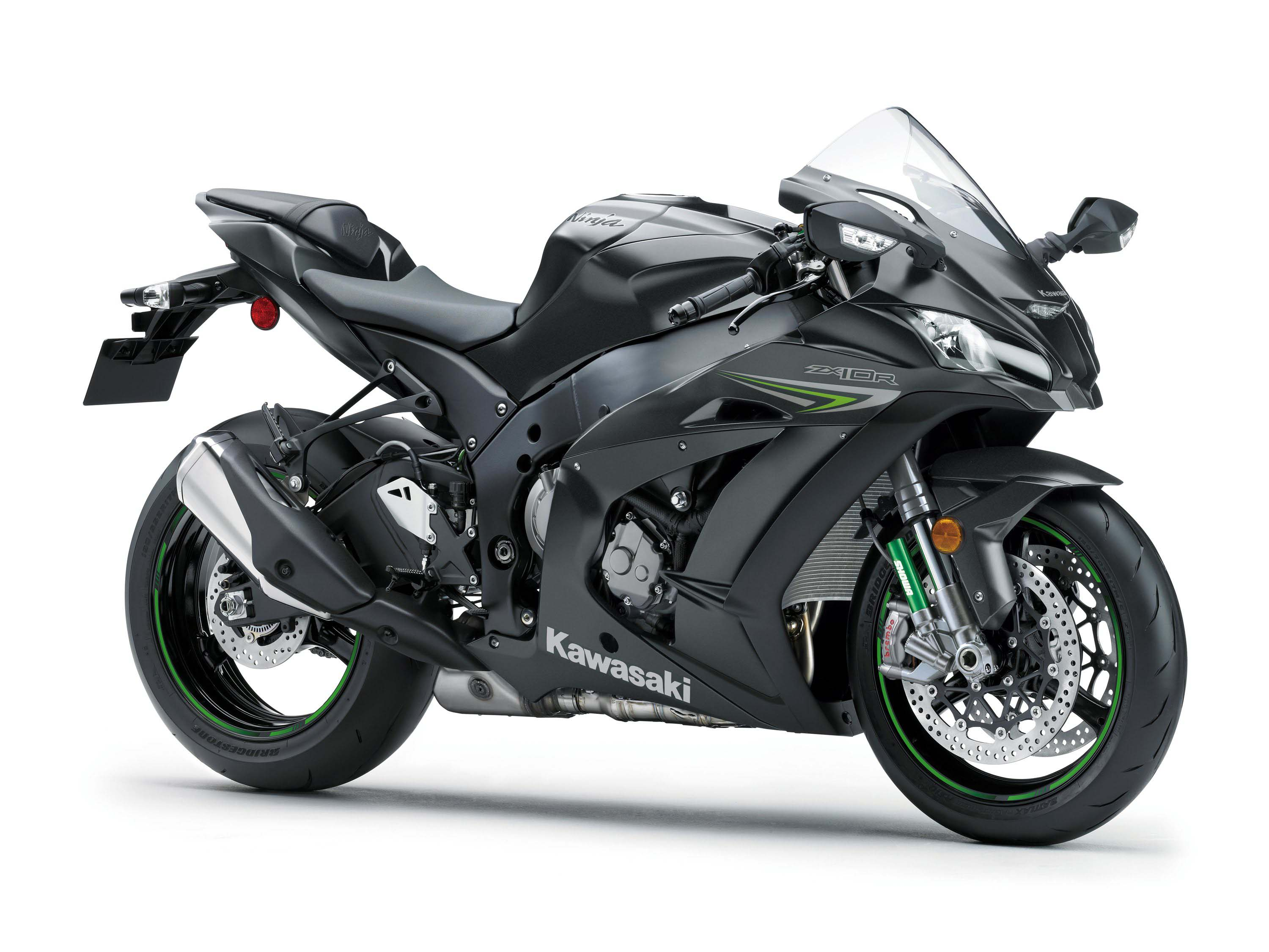 2016 kawasaki ninja zx 10r debuts with serious updates asphalt rubber. Black Bedroom Furniture Sets. Home Design Ideas