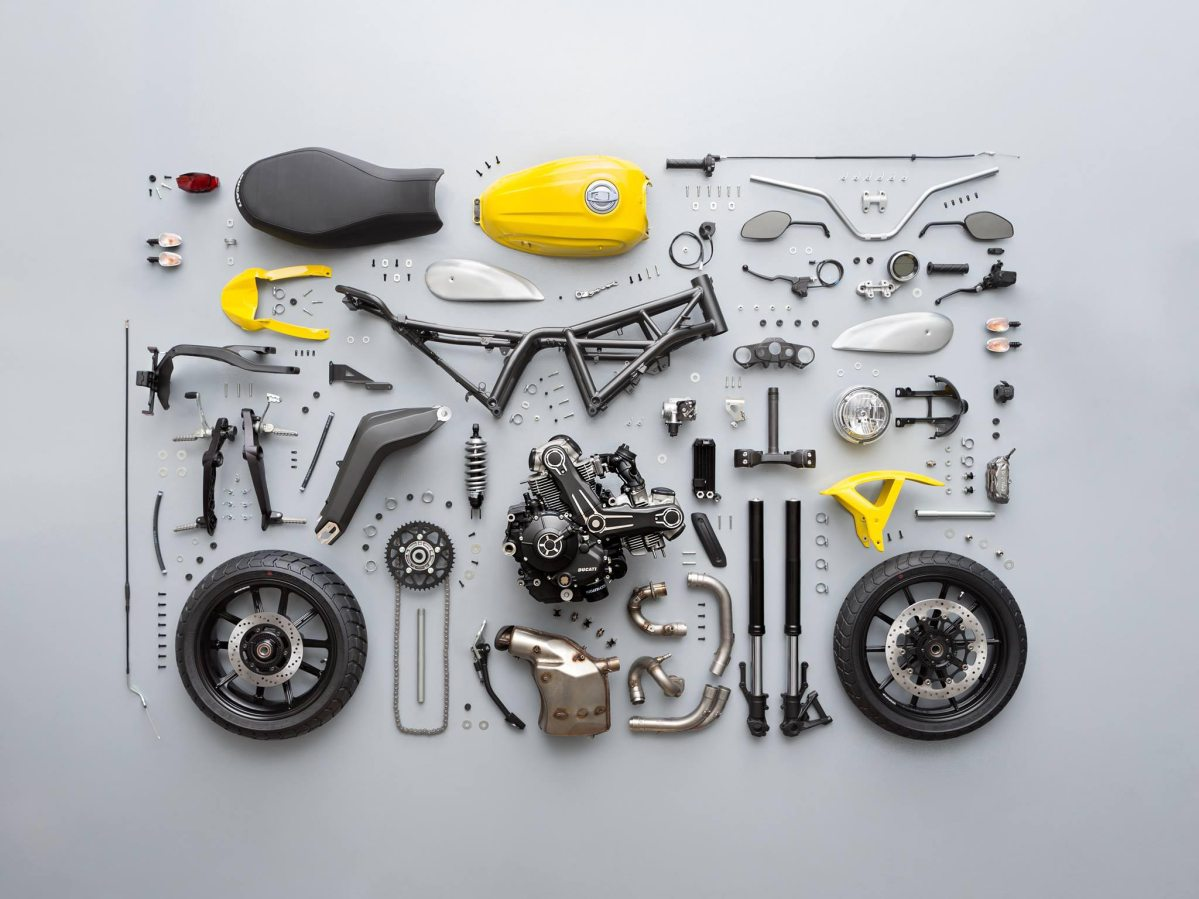 Another Ducati Scrambler Is Coming