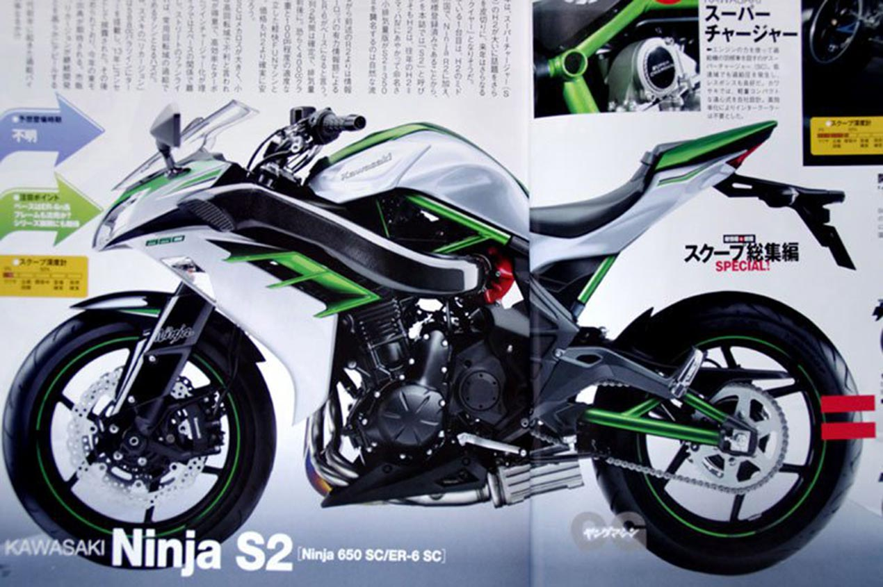 more supercharged motorcycles coming from kawasaki? - asphalt & rubber