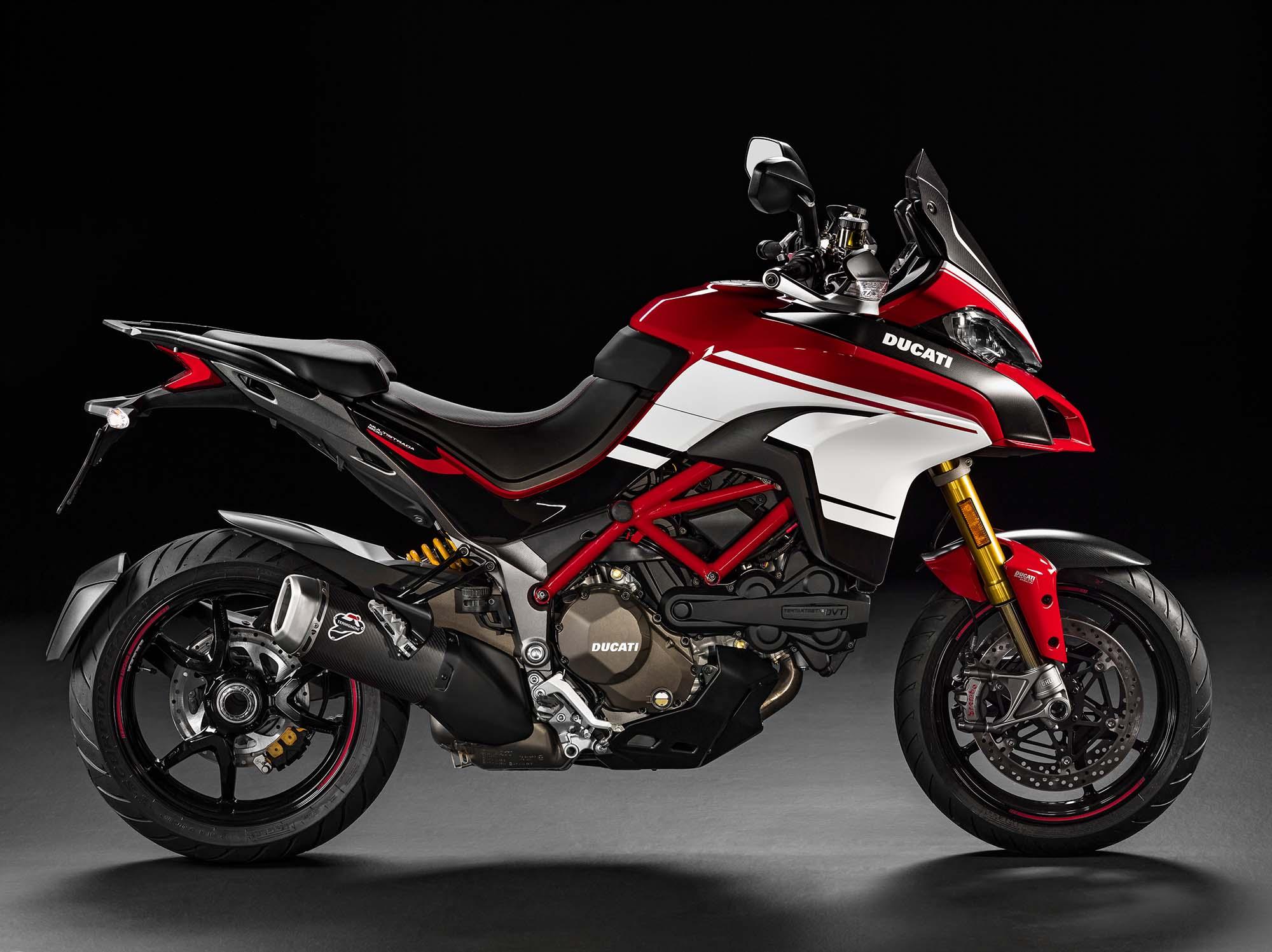 2018 Ducati Multistrada 950 Review • Total Motorcycle