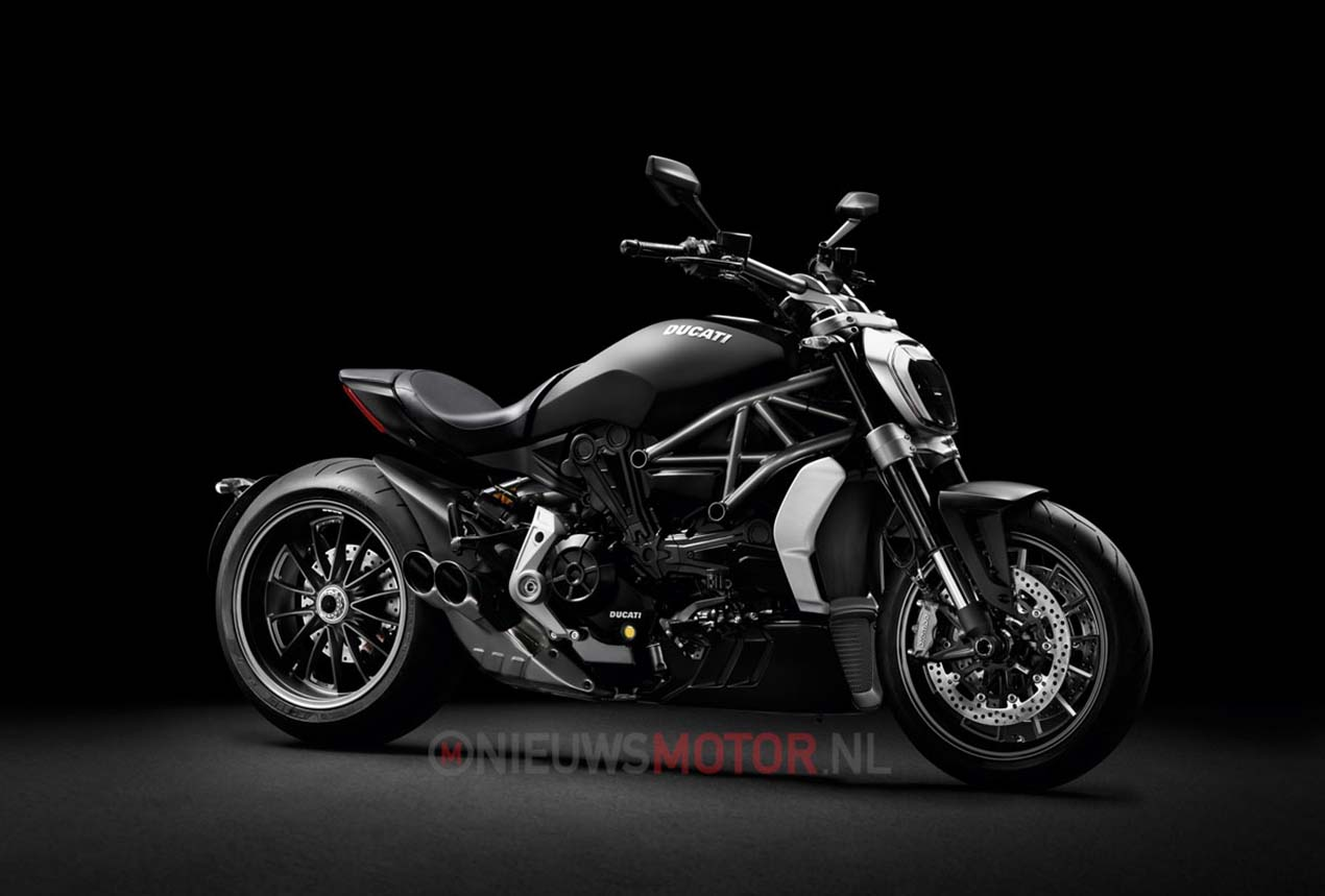 2016 ducati x diavel s. Black Bedroom Furniture Sets. Home Design Ideas