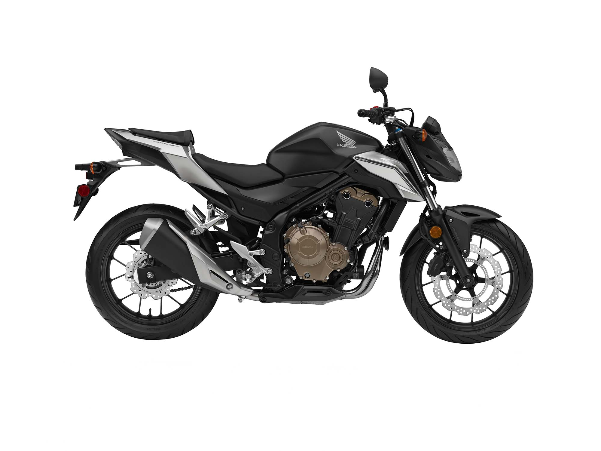 2016 honda cb500f gets much need facelift. Black Bedroom Furniture Sets. Home Design Ideas