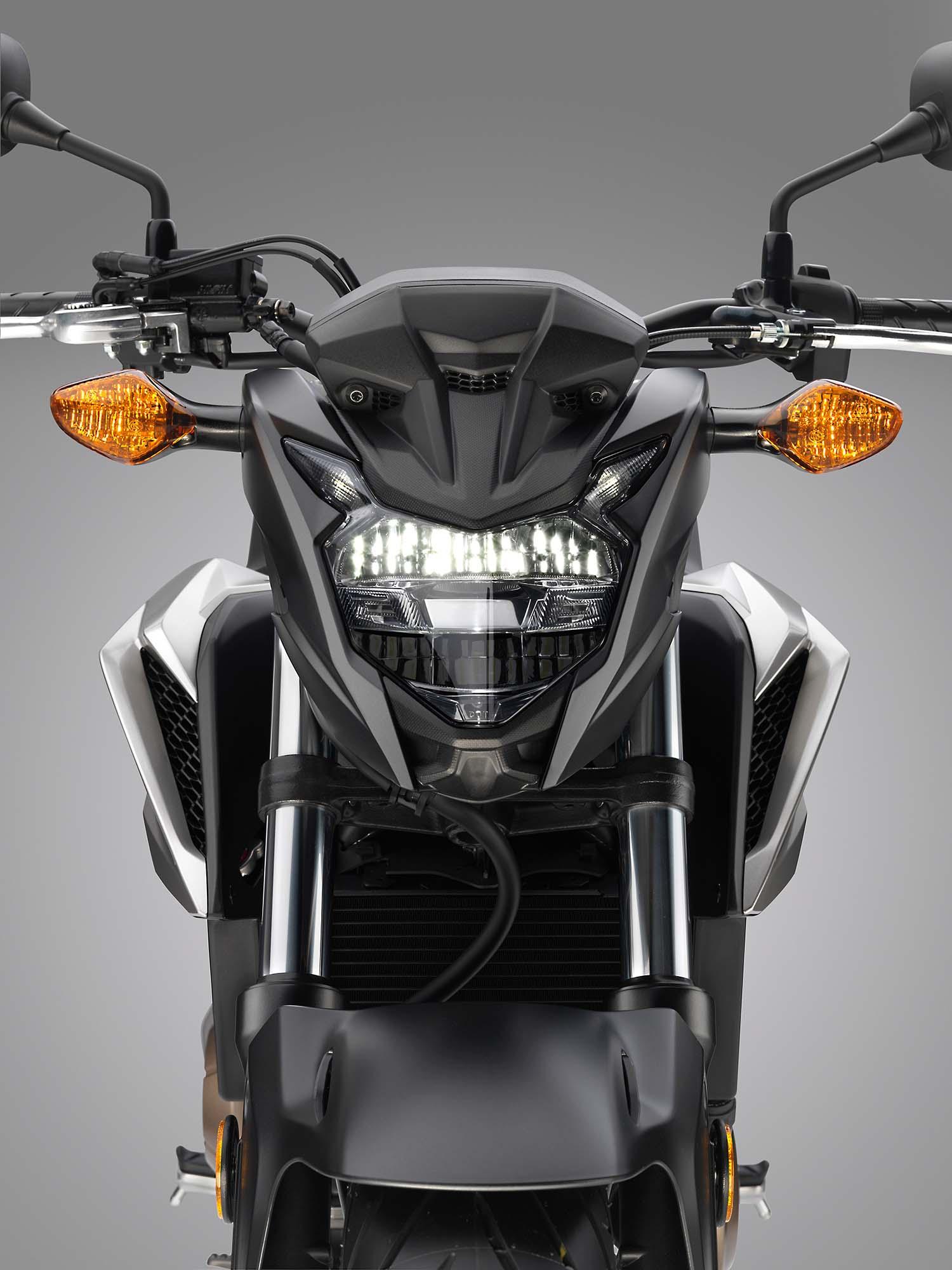 2016 Honda CB500F Gets Much-Need Facelift