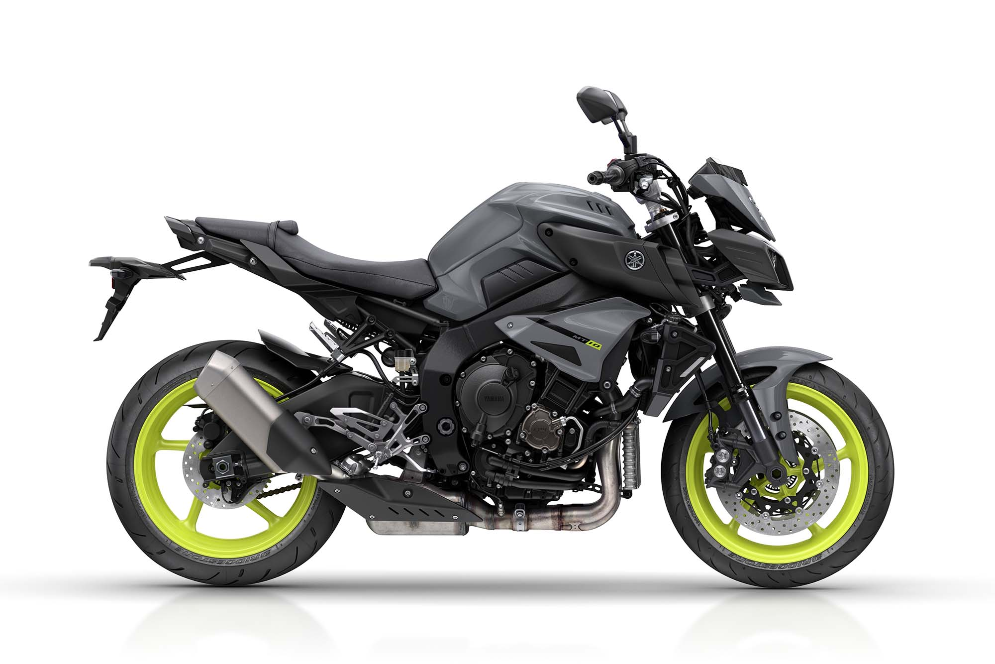 2016 Yamaha Mt 10 on dc motor source
