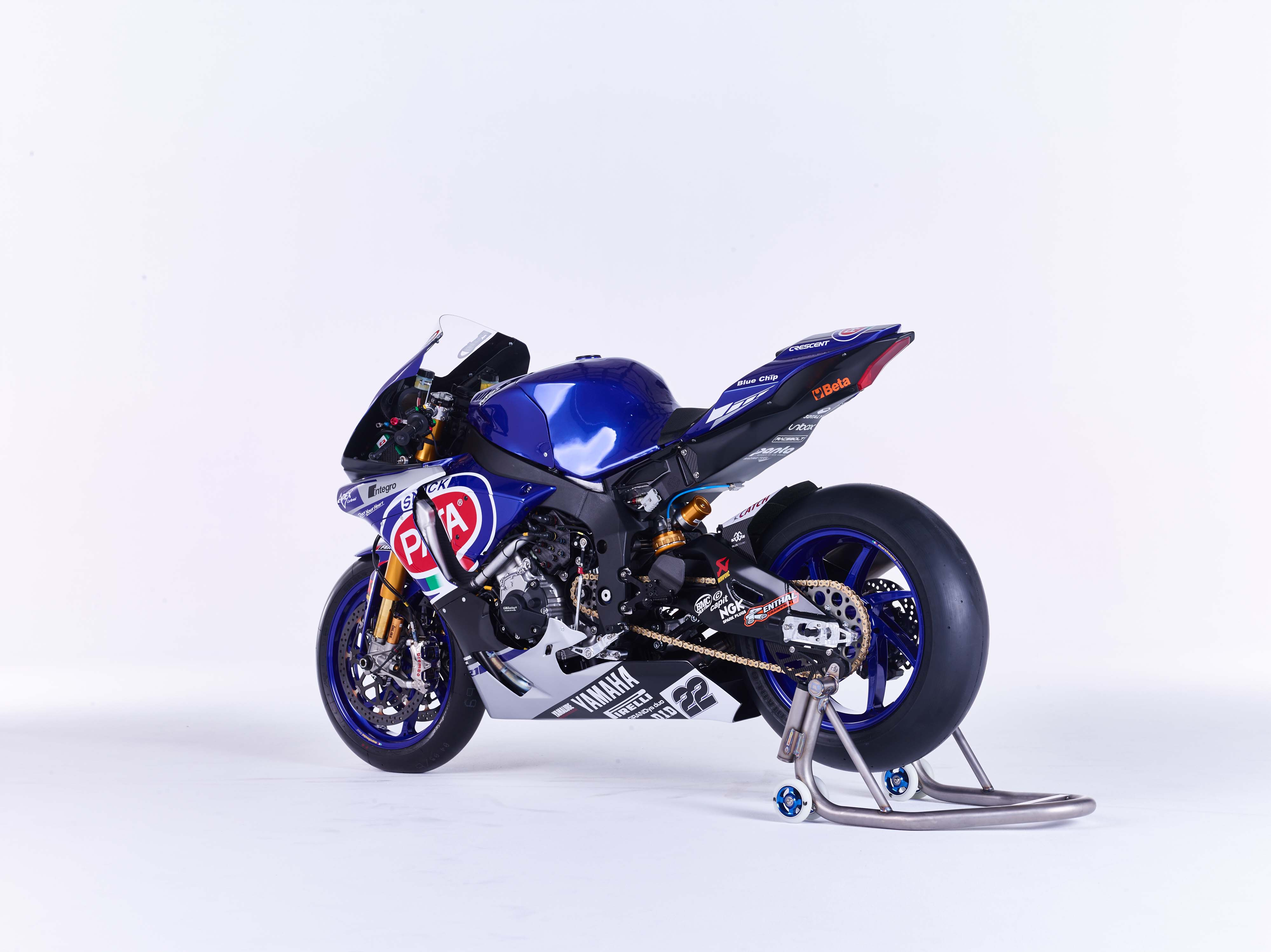 Yamaha Bike Official Site