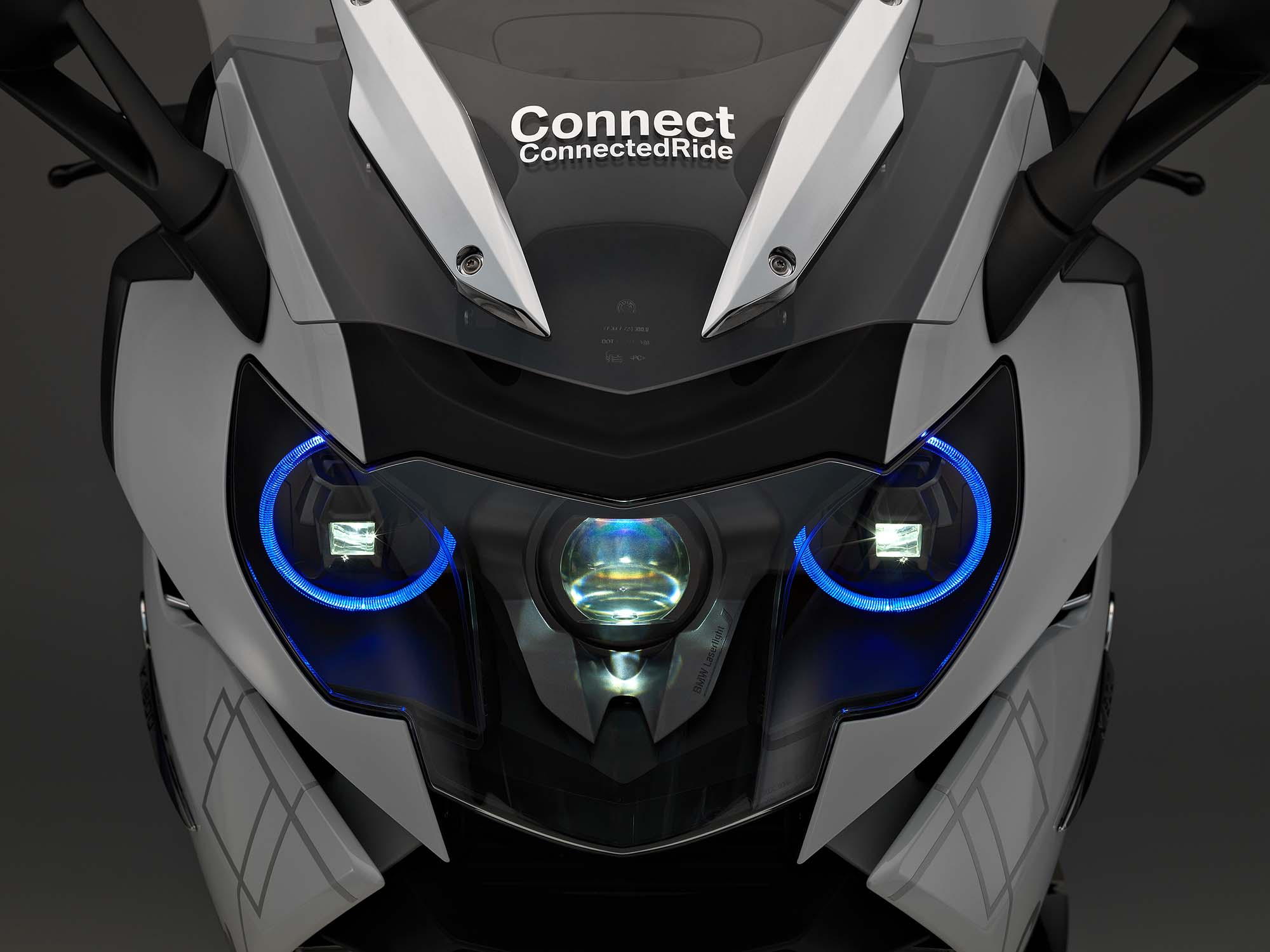BMW Brings Laser Headlight Technology to Motorcycles