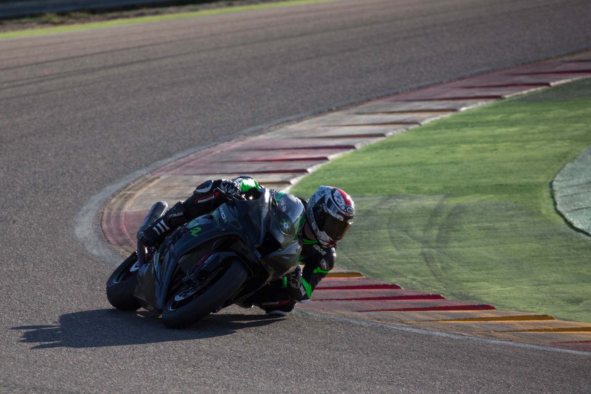 Photos from the WSBK Aragon Test by Steve English