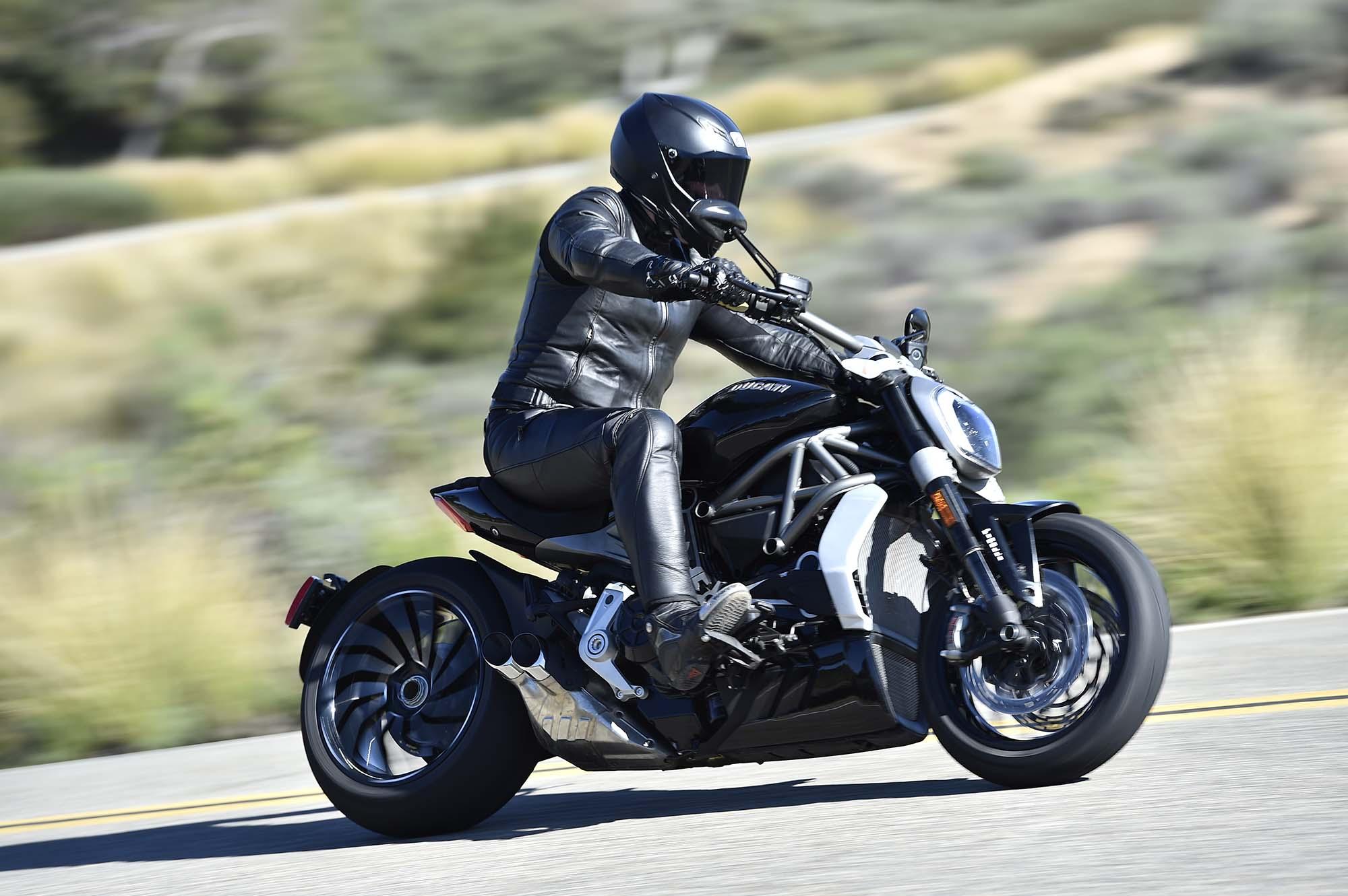 Ducati Diavel Handlebars