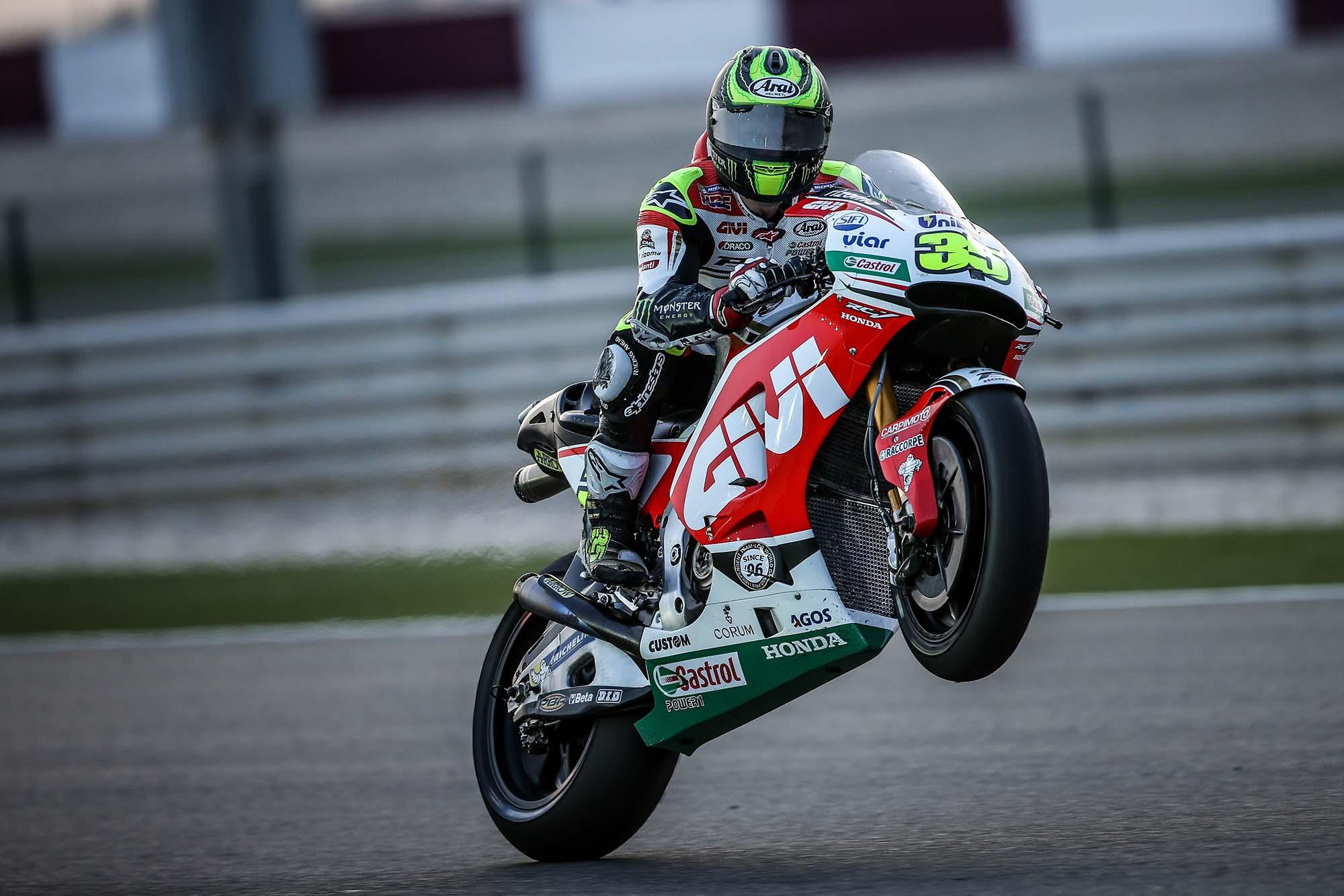 LCR Honda in the Running for Final 2017 MotoGP Grid Slot