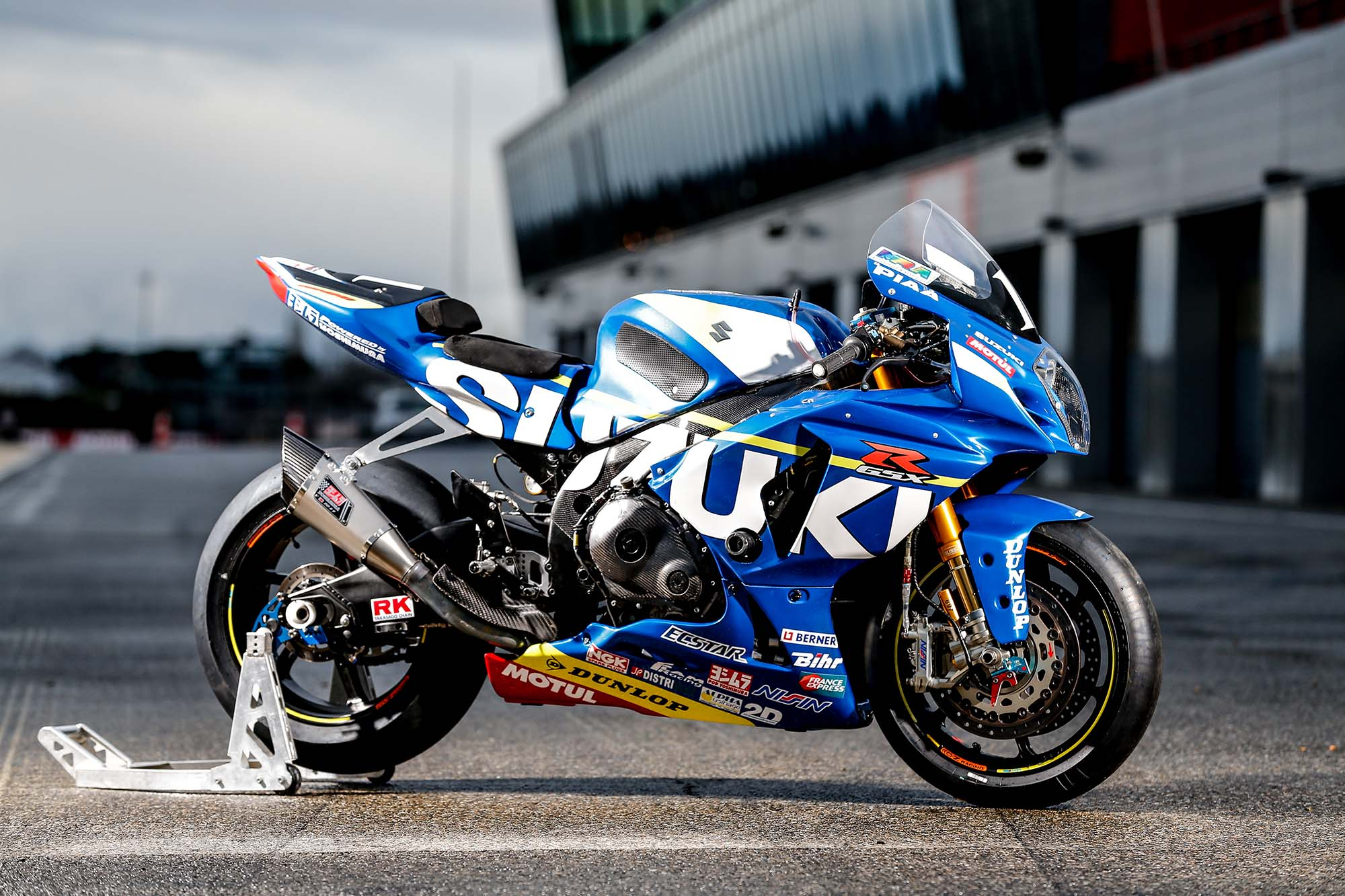 ... FIM Endurance World Championship is kicking off in Le Mans, France