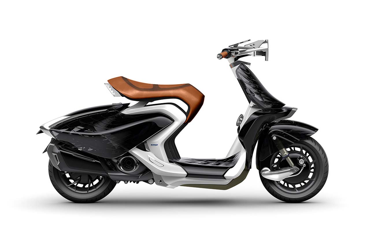 Yamaha 04gen scooter concept debuts in vietnam for Motor city powersports hours