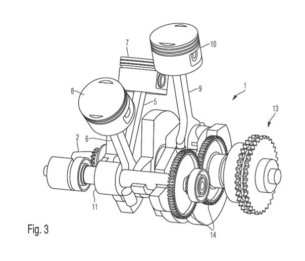 April Fools Honda Patents Three Stroke Engine Design
