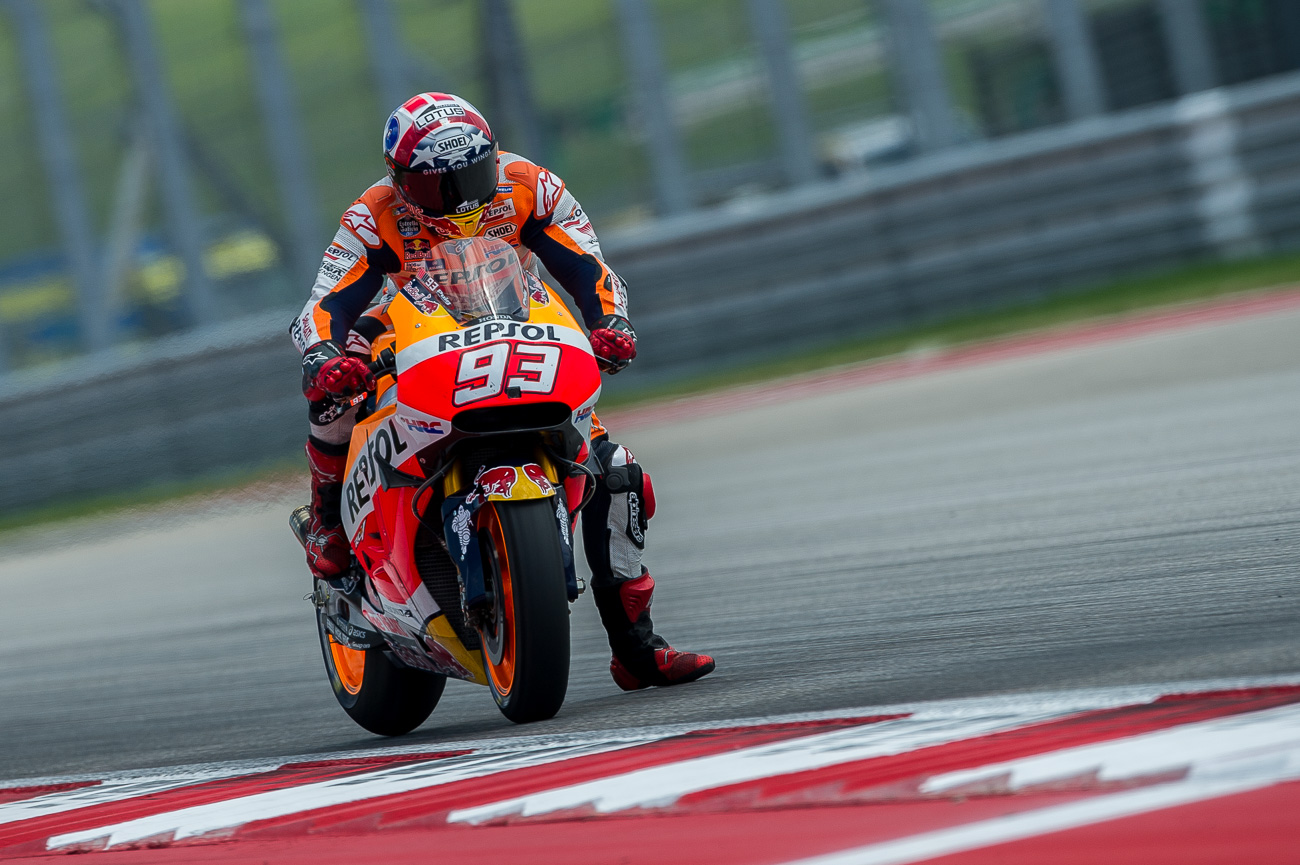 MotoGP Race Results from Austin