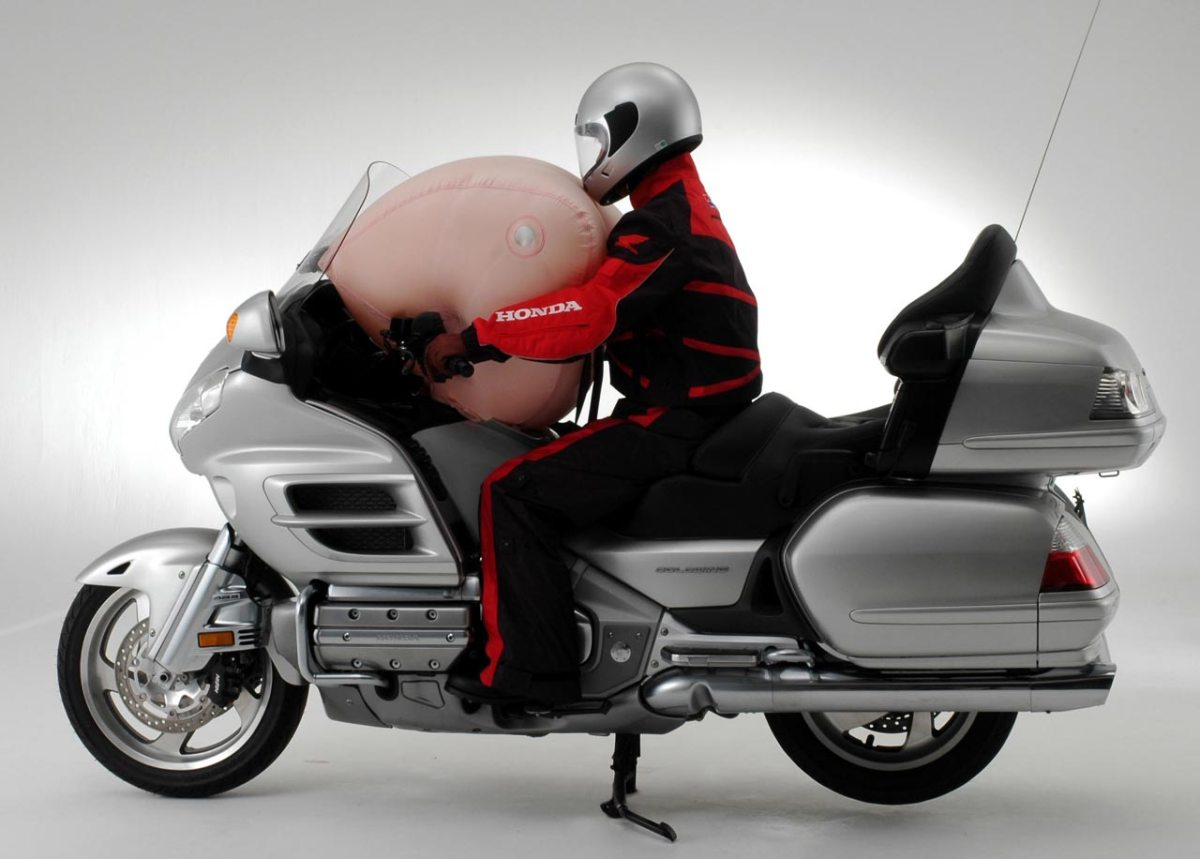 "Recall: Honda Gold Wing ""Air Bag Inflator May Explode"""