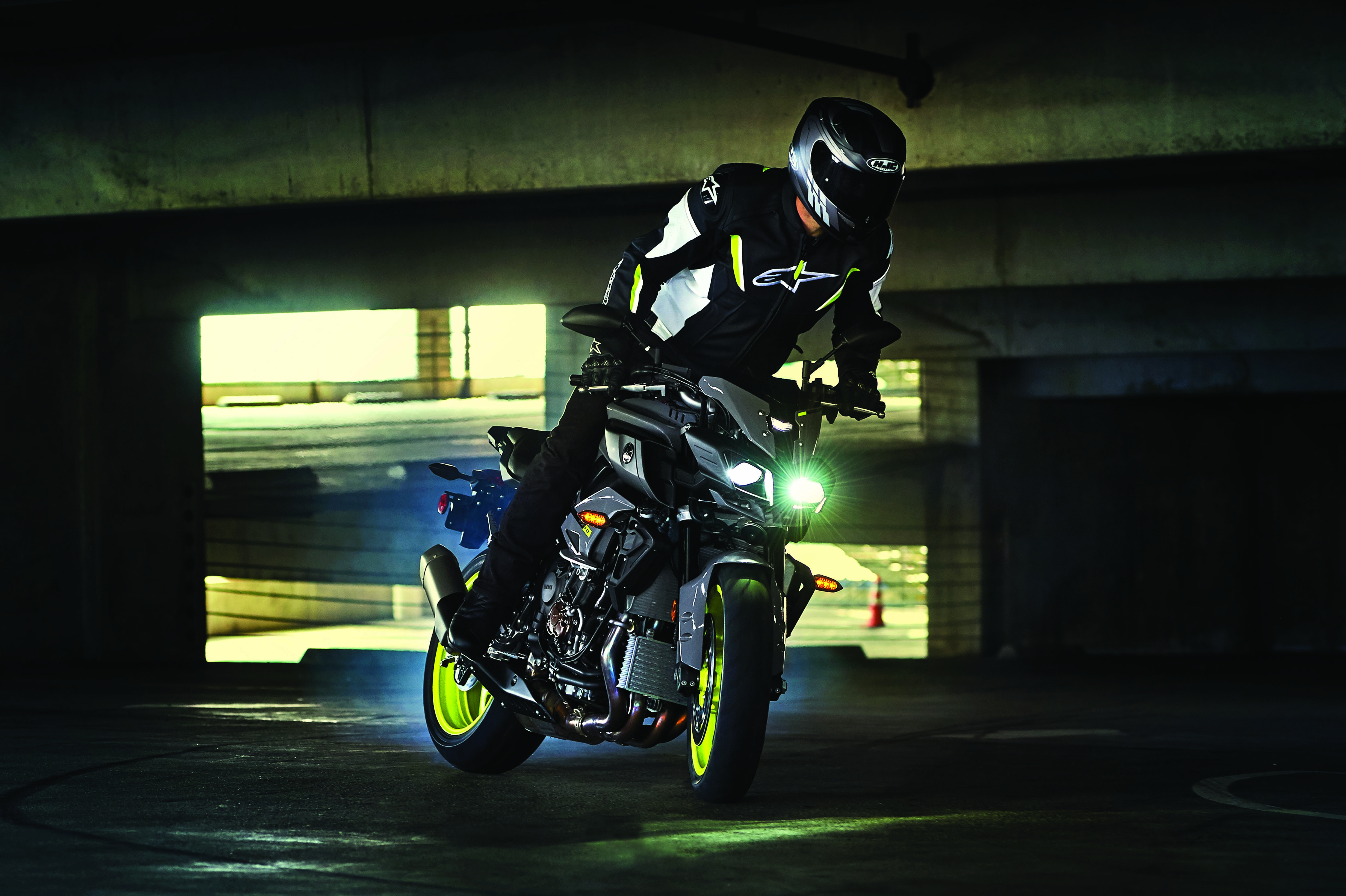 2017 Yamaha FZ-10 Officially Coming to the USA in June