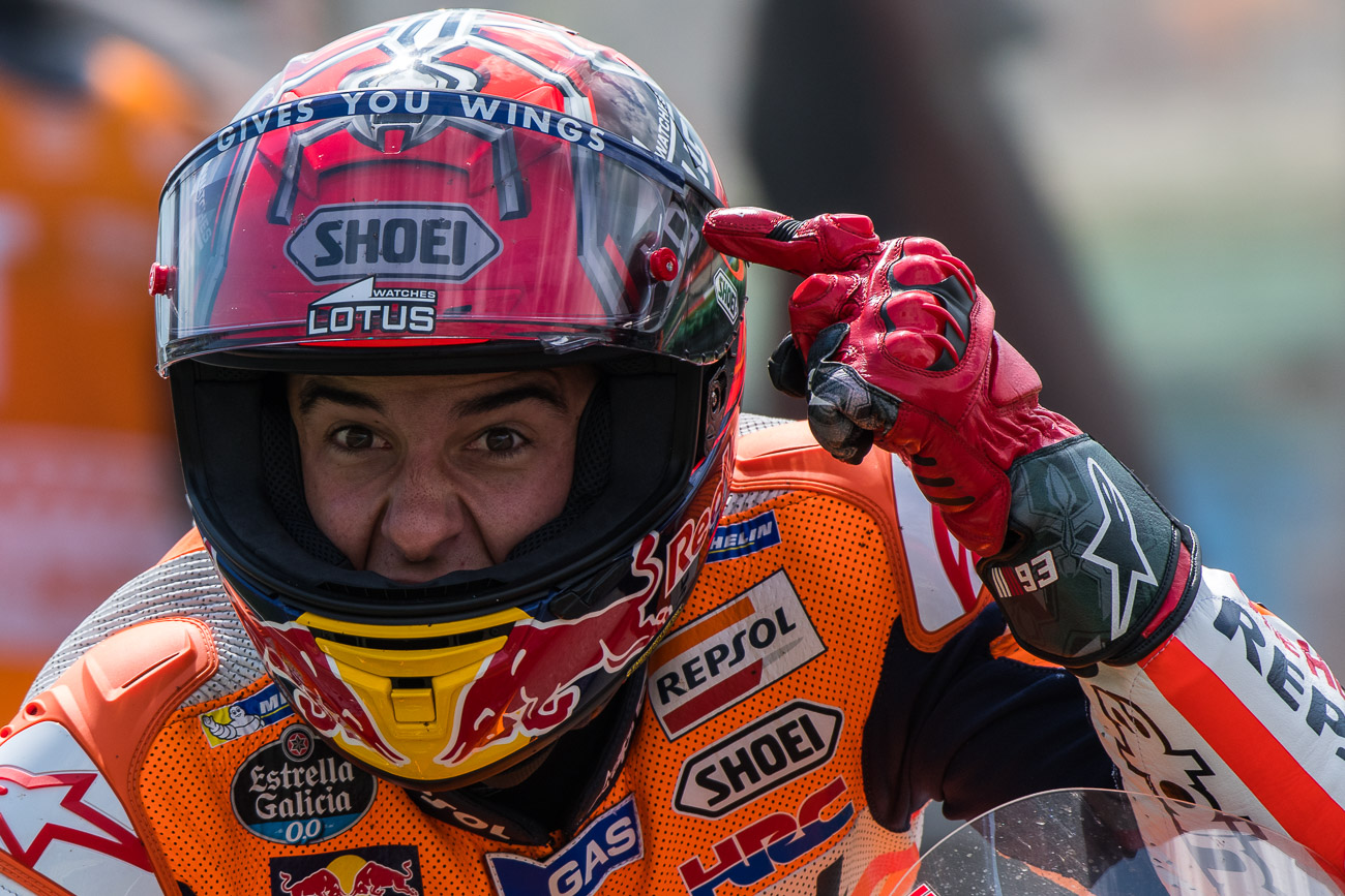 Rating The Riders 2016 Marc Marquez