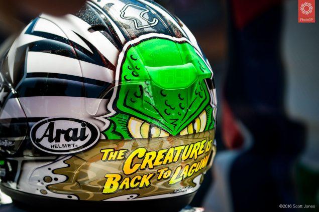 2016-WSBK-Laguna-Seca-Saturday-Nicky-Hayden-helmet