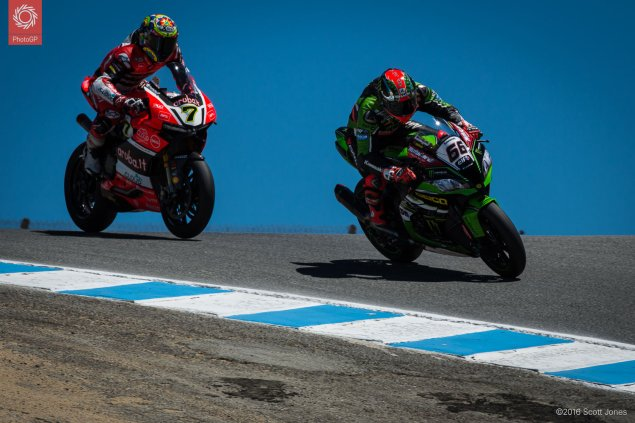 2016-WSBK-Laguna-Seca-Saturday-Sykes-leads-Davies
