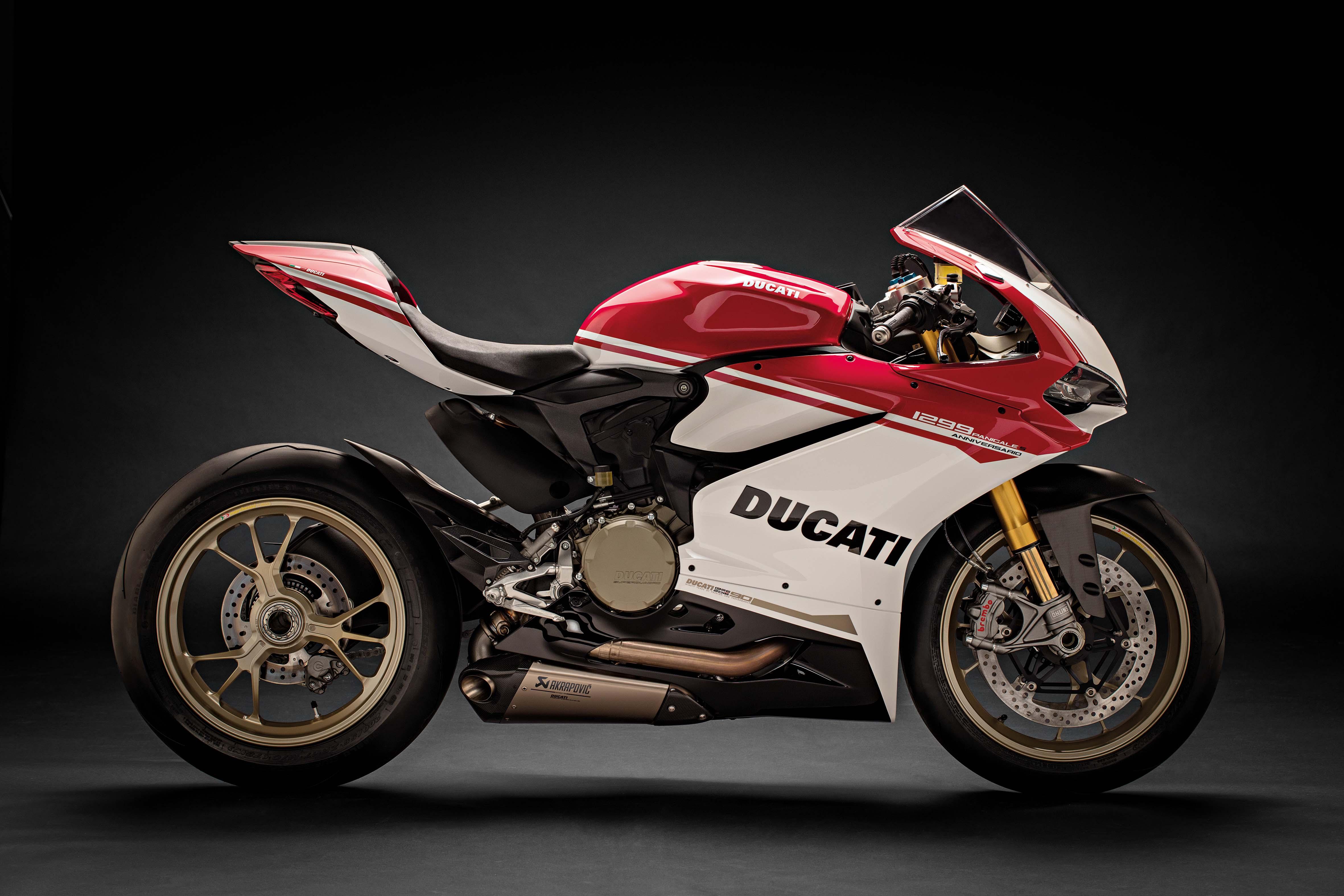 Ducati Panigale 1200cc >> Ducati 1299 Panigale S Anniversario Celebrating 90 Years