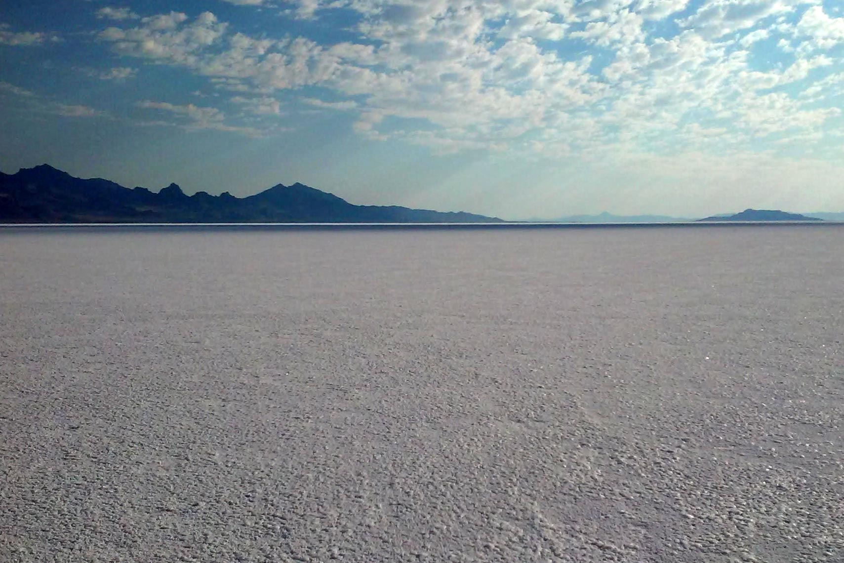 Racing Likely to Return to Bonneville Salt Flats This Year
