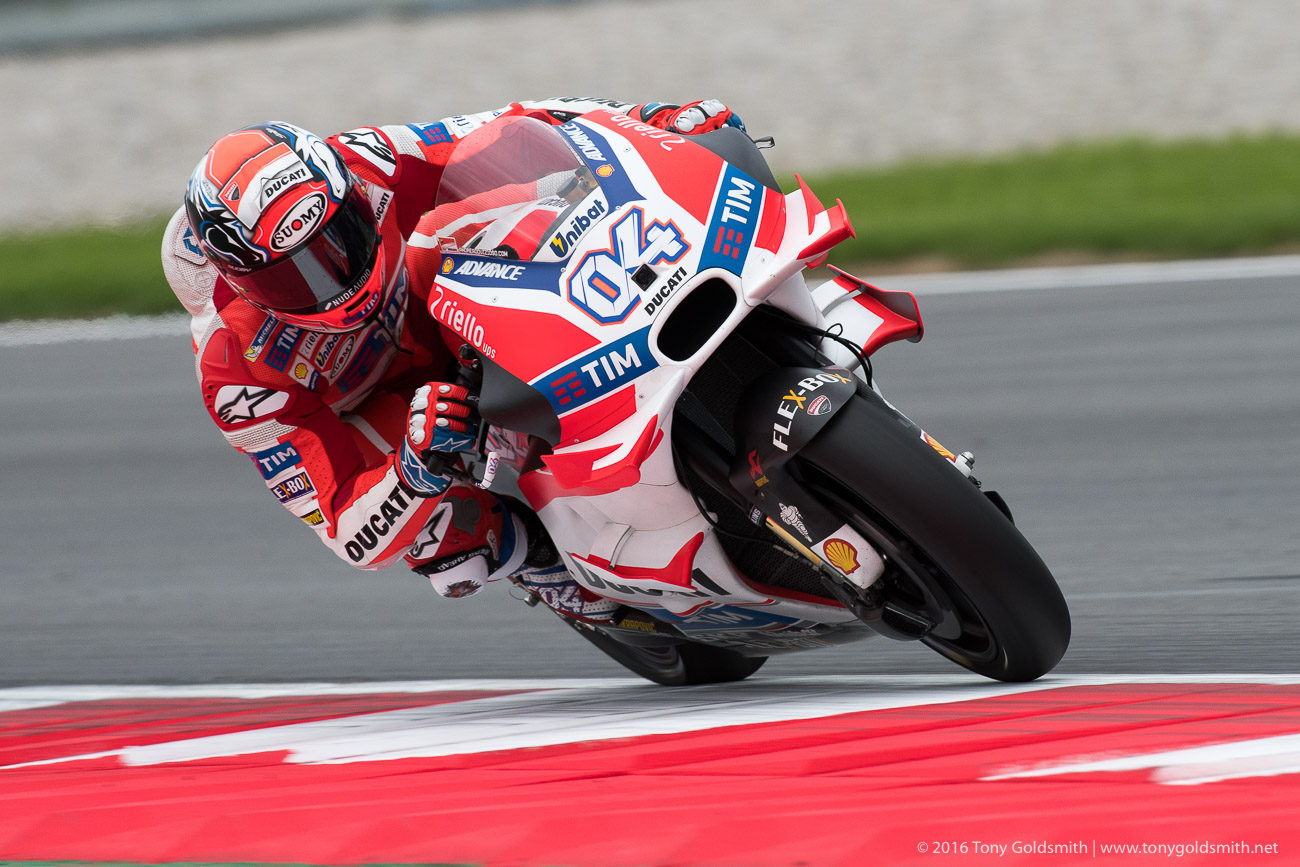 Rating The Riders, 2016: Andrea Dovizioso