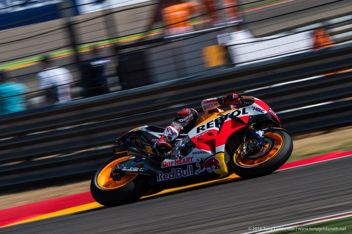 Saturday MotoGP Summary at Aragon: Marquez's Revenge