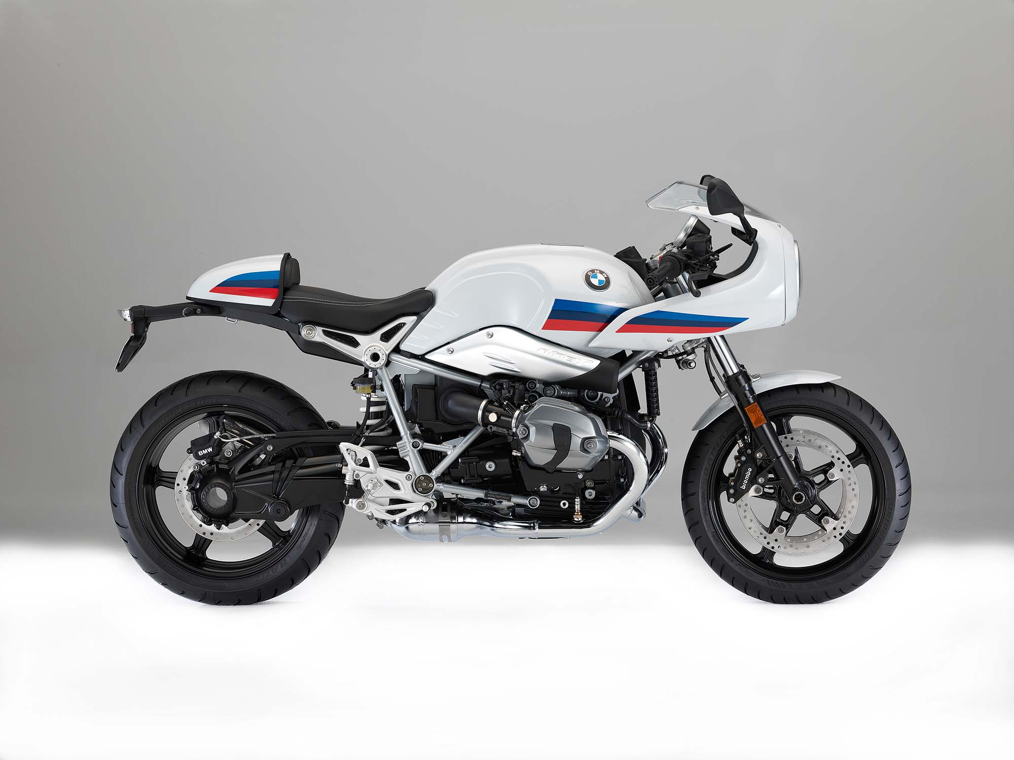bmw r ninet racer yet another caf racer