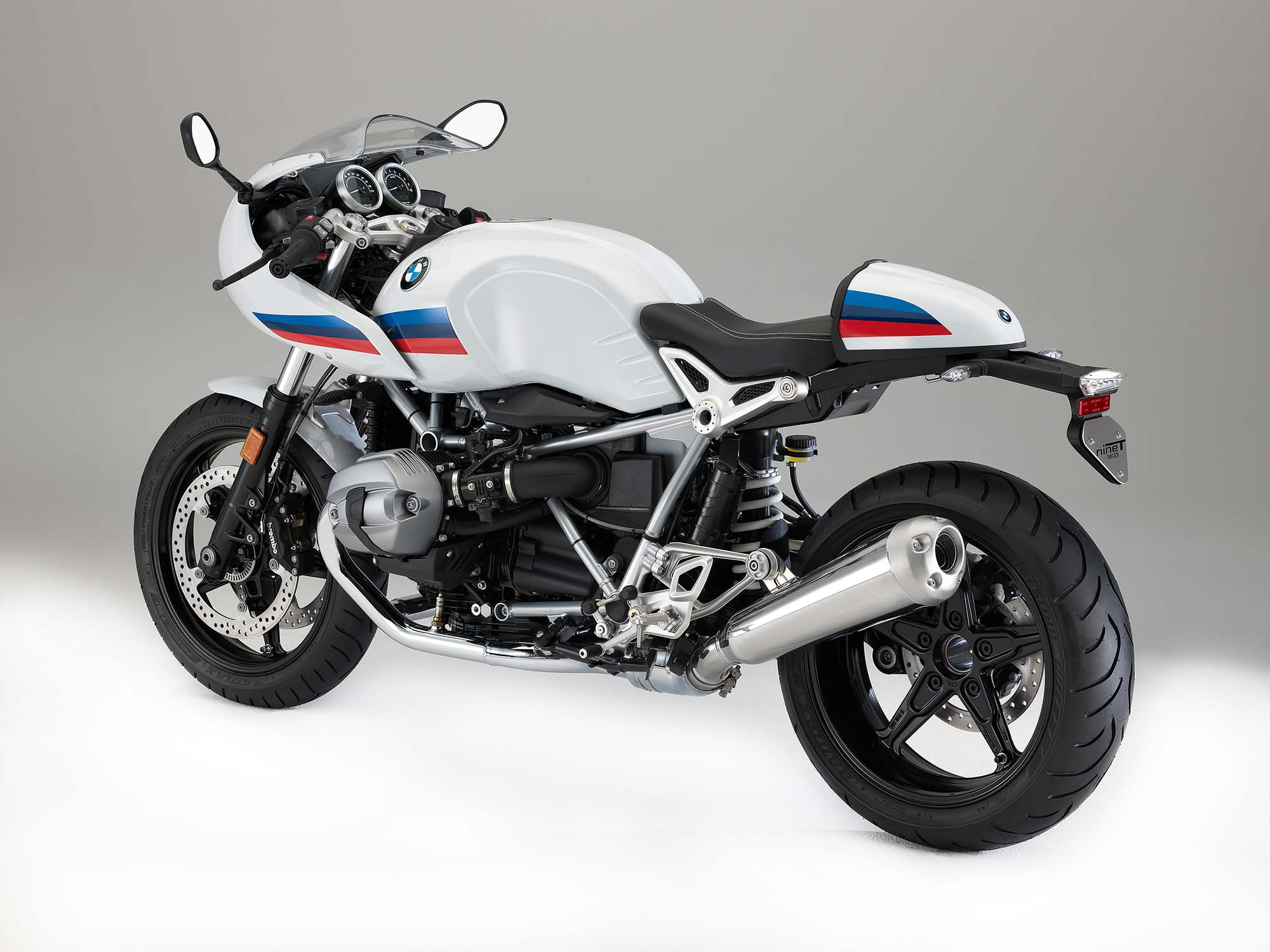 bmw r ninet racer - yet another café racer