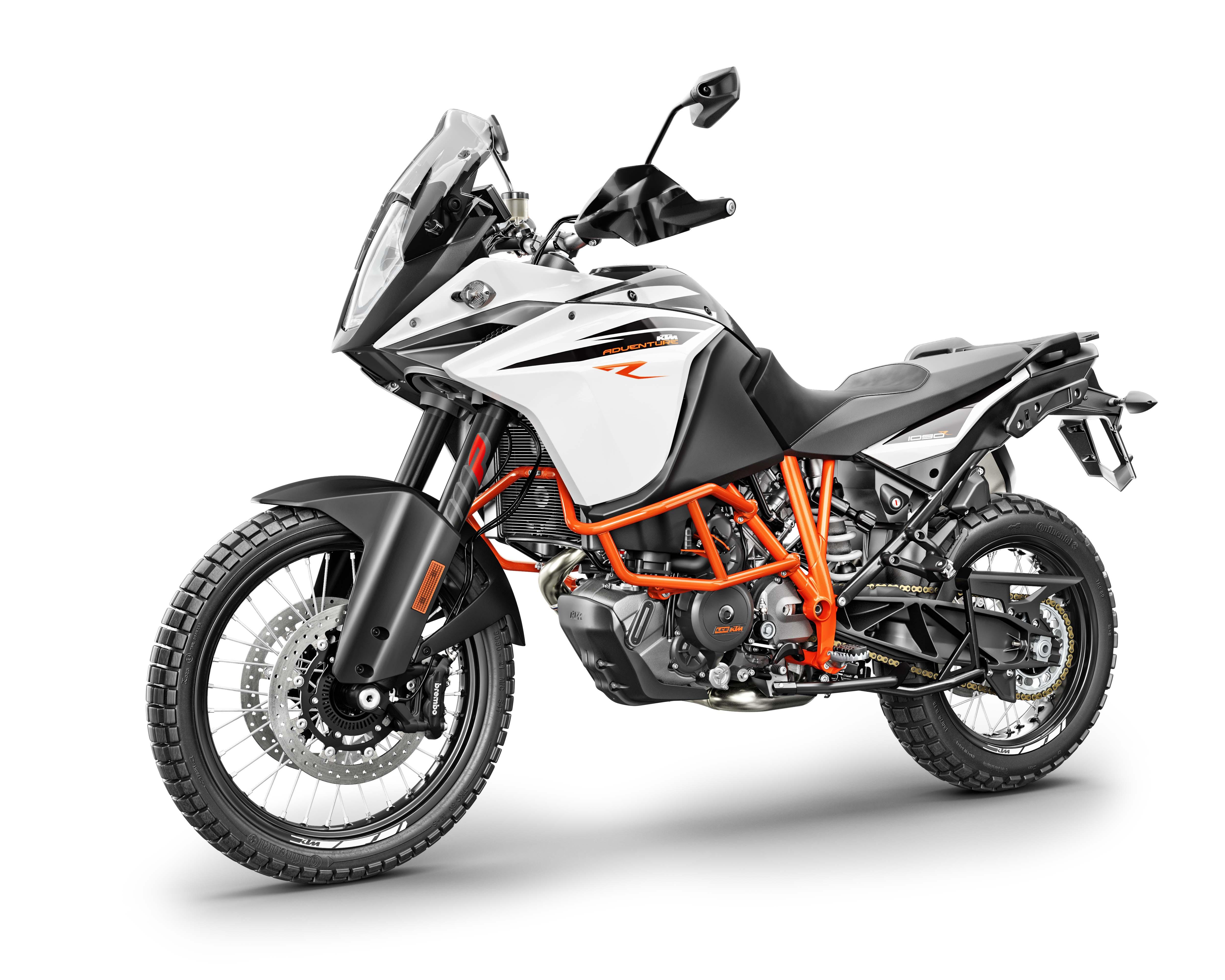 ktm 1090 adventure r a milder insane adv bike asphalt rubber