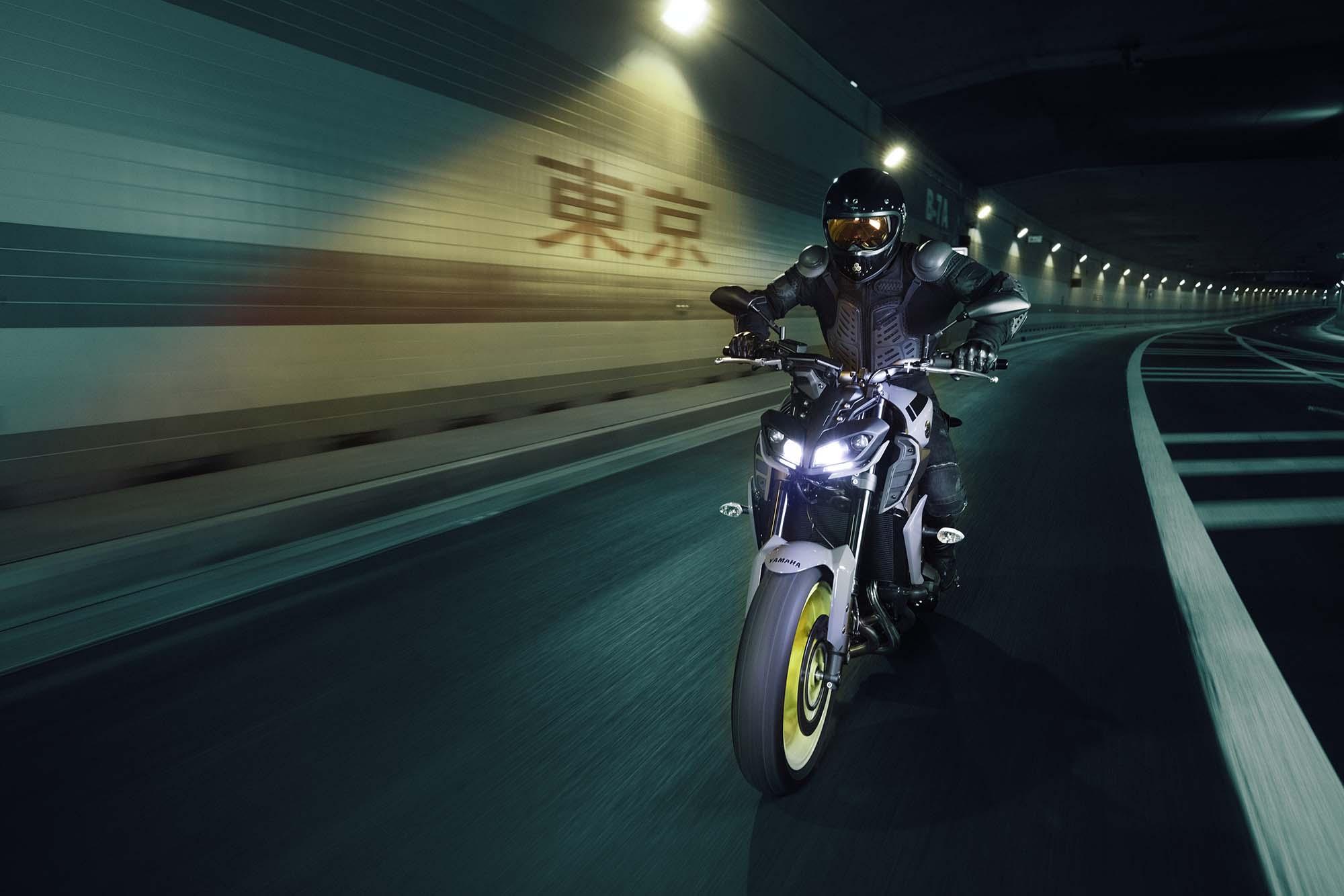2017 Yamaha MT-09 Gets Facelift & More
