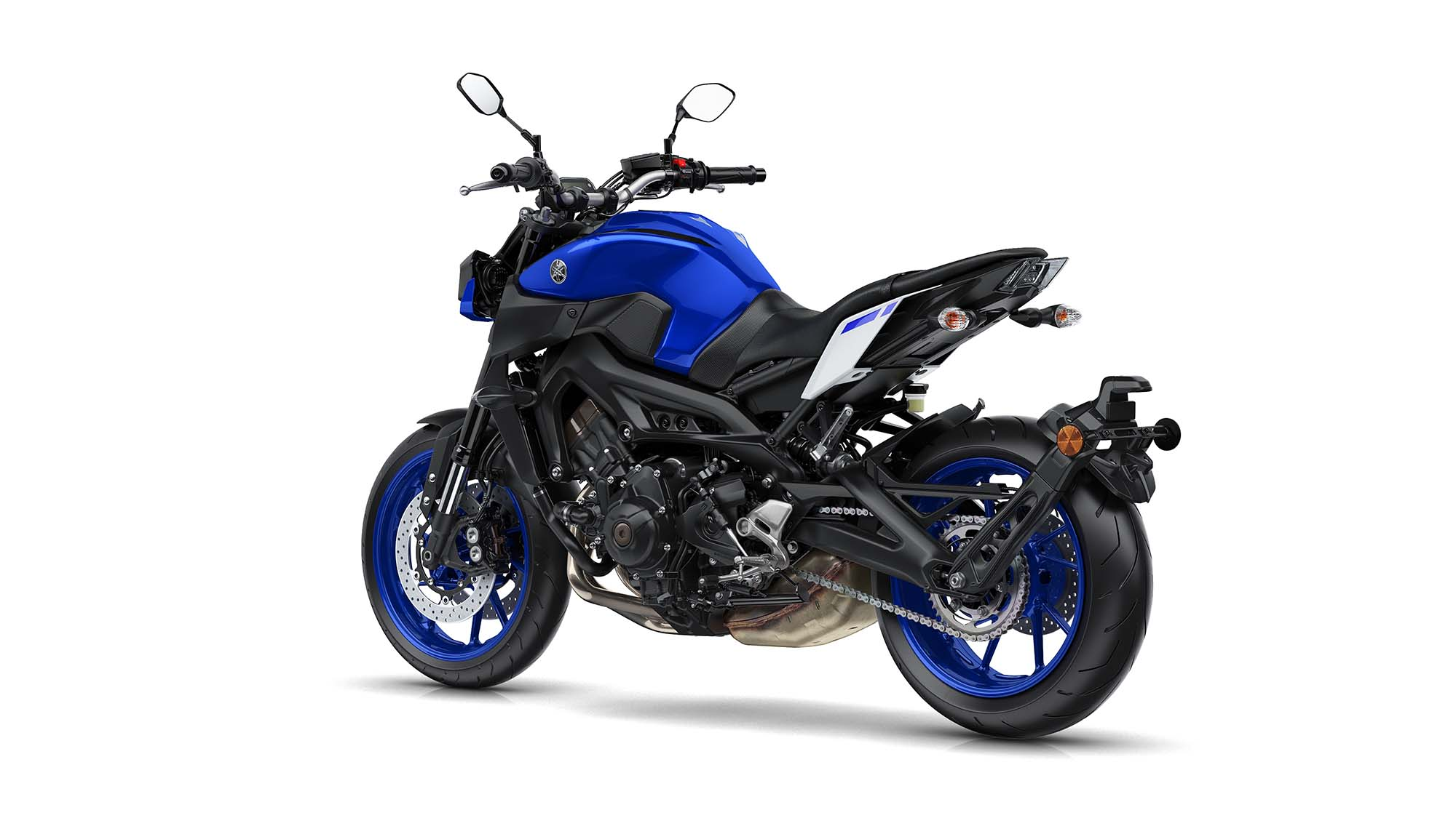 2017 yamaha mt 09 gets facelift more. Black Bedroom Furniture Sets. Home Design Ideas